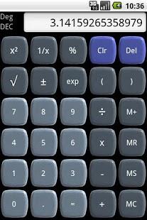 Capture d'écran All-in-1-Calc Free