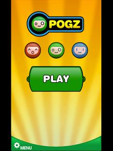 Capture d'écran Pogz pinball