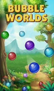 Capture d'écran Bubble Worlds