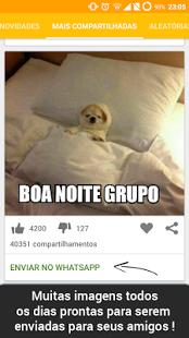Capture d'écran Zueiras para WhatsApp