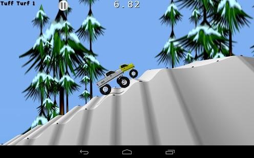 Capture d'écran Snow Rally XL