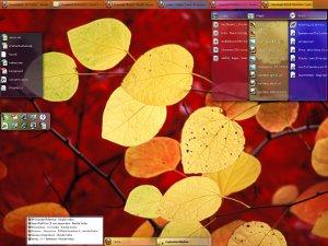 Capture d'écran Ki-toolbar Vista Seven