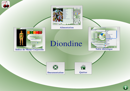 Capture d'écran Diondine PC version 6