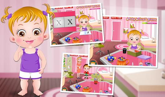 Capture d'écran Baby Hazel Pumpkin Party