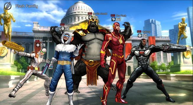 Capture d'écran DC Unchained IOS
