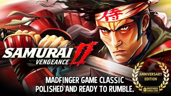 Capture d'écran Samurai II: Vengeance