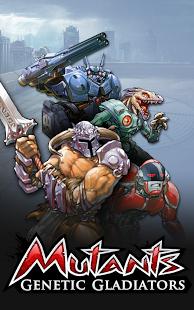 Capture d'écran Mutants: Genetic Gladiators