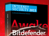 Capture d'écran Bitdefender Internet Security 2012