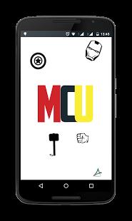 Capture d'écran MCU