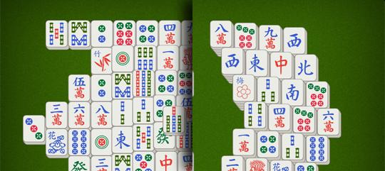 Capture d'écran Mahjong Multiplayer