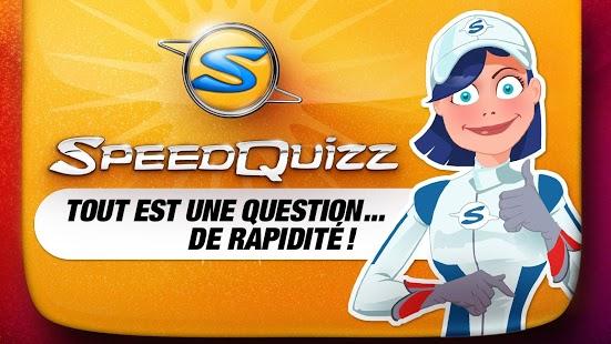 Capture d'écran Speed Quizz