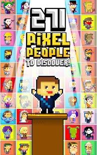 Capture d'écran Pixel People