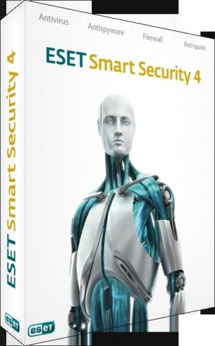 Capture d'écran ESET Smart Security®