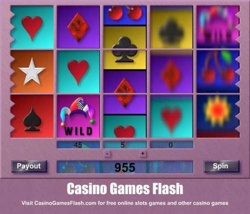 Capture d'écran Free Casino Slots CGF