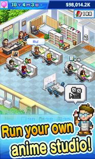 Capture d'écran Anime Studio Story