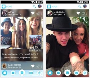 Capture d'écran Shots Android