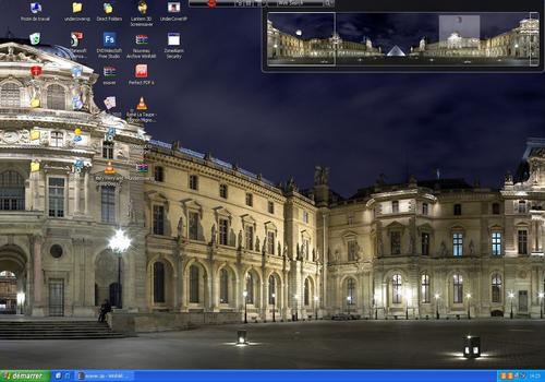 Capture d'écran 360Desktop