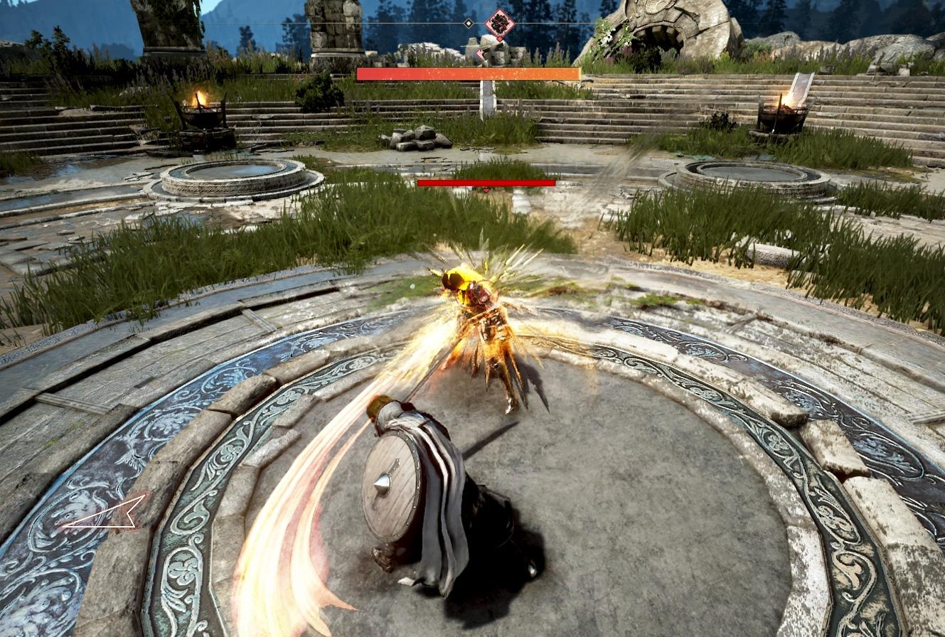 Capture d'écran Shadow Arena