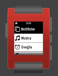 Capture d'écran Traduzione Italiana per Pebble