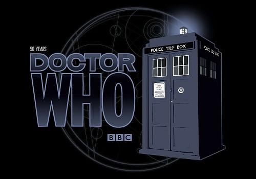 Capture d'écran Doctor WHO : 50ème anniversaire