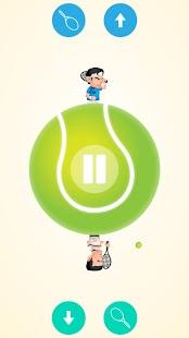Capture d'écran Rond Tennis Jeux de 2 Joueurs