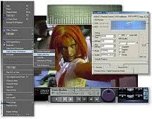 Capture d'écran DirectDVD