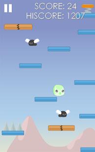 Capture d'écran Jump Up