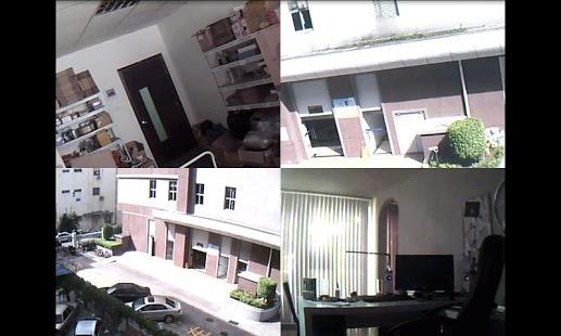 Capture d'écran Foscam Monitor DEMO 3rd party