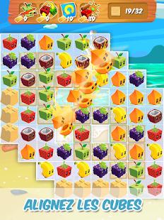 Capture d'écran Juice Cubes
