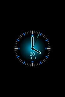 Capture d'écran Illuminated clock Smartwatch 2