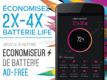 Capture d'écran Battery Saver Pro