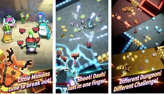 Capture d'écran Dungeon Break Android