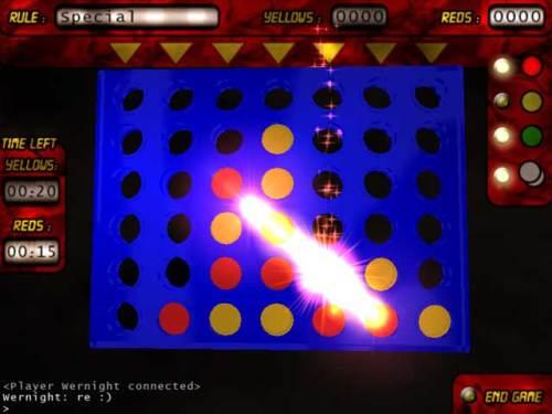 Capture d'écran iPuissance 4D