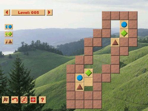 Capture d'écran Puzznic