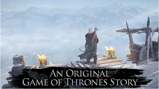 Capture d'écran Game of Thrones Beyond the Wall Android