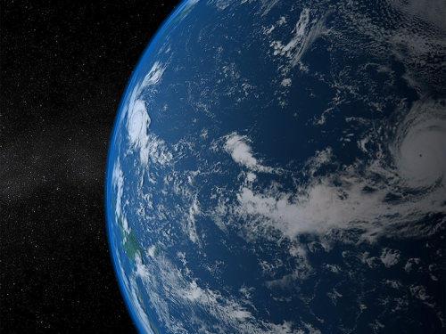 Capture d'écran Solar System – Earth 3D screensaver