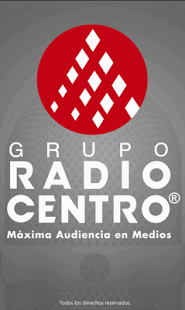 Capture d'écran Grupo Radio Centro