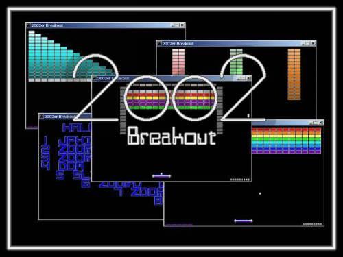 Capture d'écran 2002er Breakout