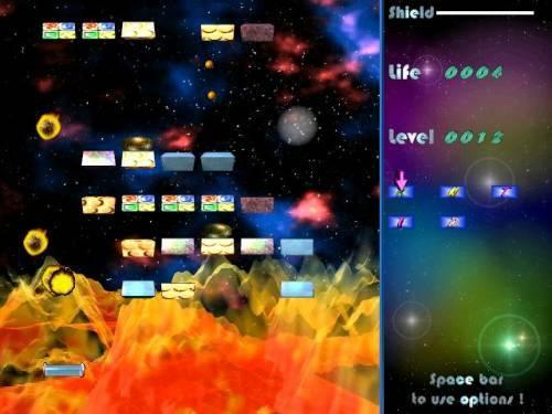Capture d'écran CosmoBreak