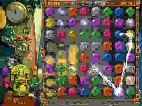Capture d'écran The Treasures Of Montezuma