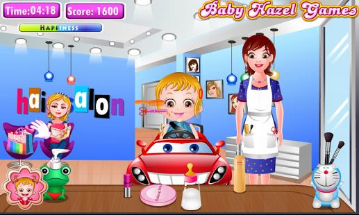 Capture d'écran Baby Hazel Flower Girl