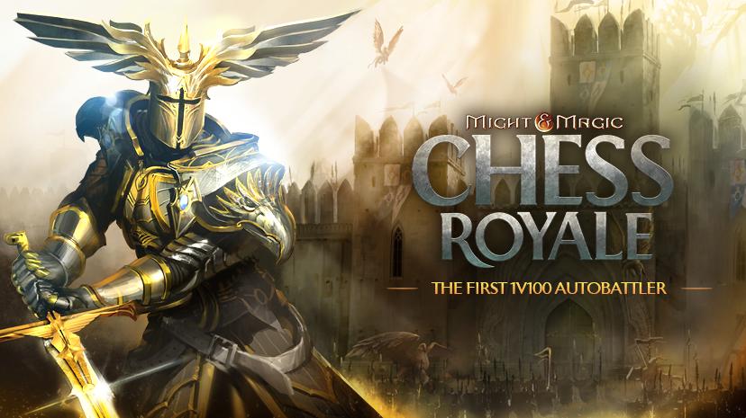 Capture d'écran Might and Magic: Chess Royale iOS