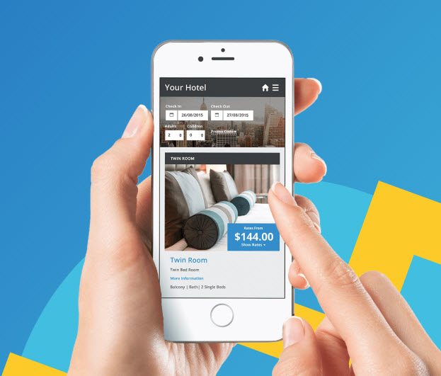 Capture d'écran SiteMinder