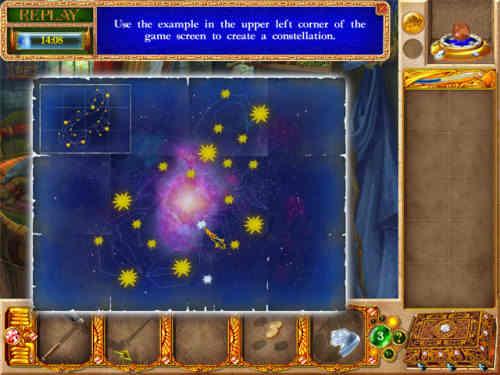Capture d'écran Magic Encyclopedia. First Story