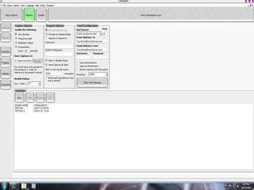 Capture d'écran 2011 CyberAgent X