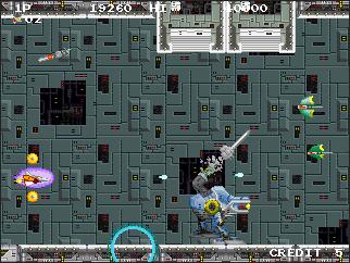 Capture d'écran Infinos