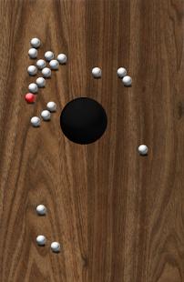 Capture d'écran Jeu de billes – Rolling Balls
