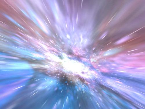 Capture d'écran Hyperspace 3D Screensaver