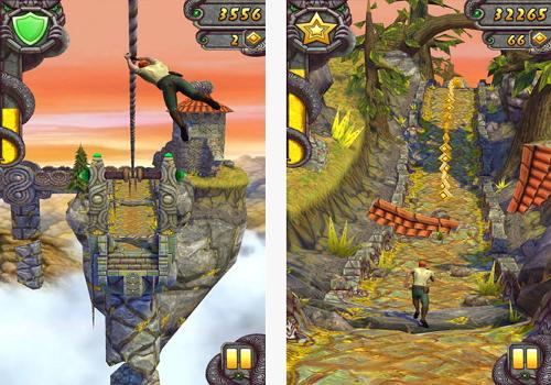 Capture d'écran Temple Run 2 iOS