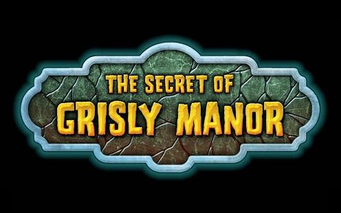Capture d'écran Le secret du manoir Grisly